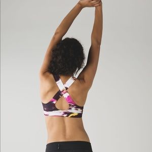 Lululemon Multicolor All Sports Bra
